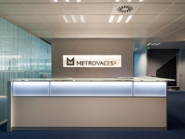 Oficinas Metrovacesa