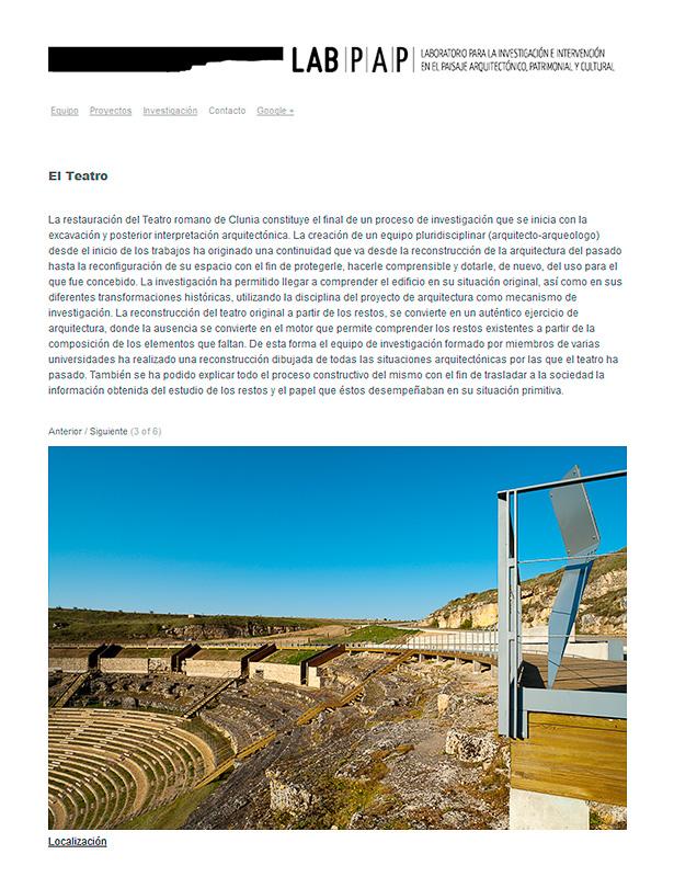 XI Bienal Española de Arquitectura y Urbanismo