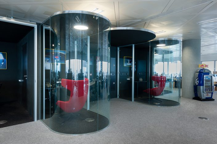 Oficinas Red Bull