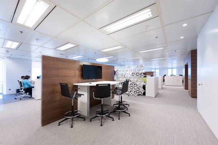 Fotógrafo de interiores oficinas Madrid
