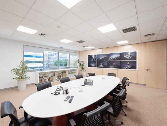 Oficinas Bridgestone