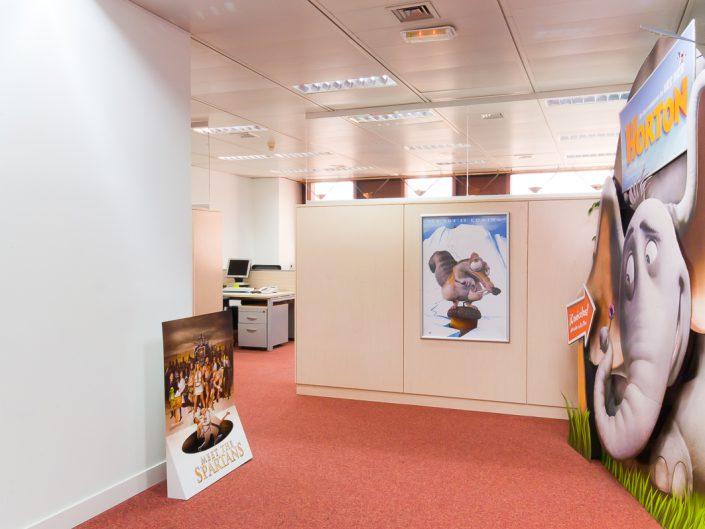 Oficinas Hispano Foxfilm