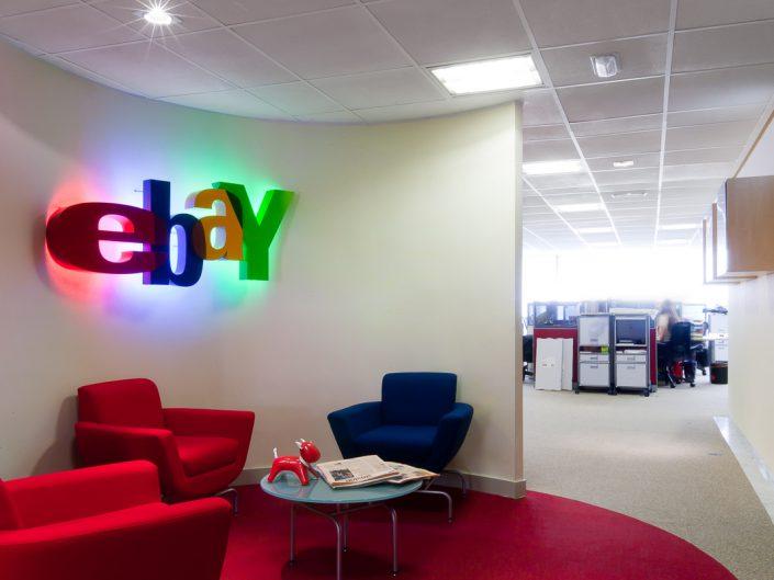 Oficinas Ebay