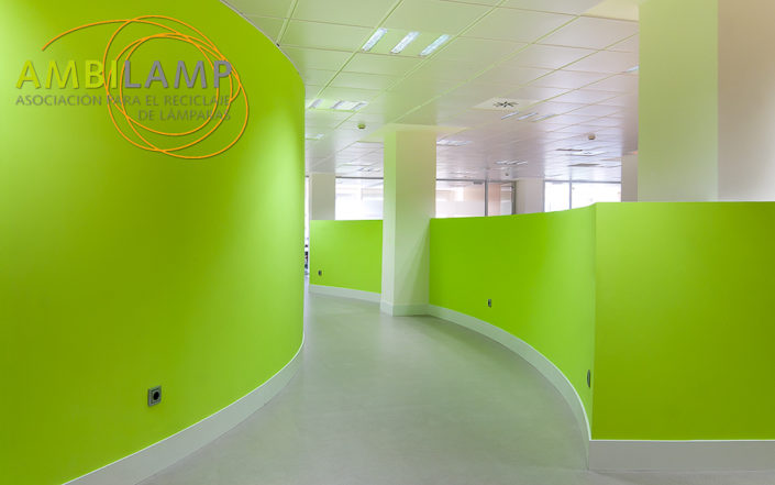 Oficinas AMBILAMP