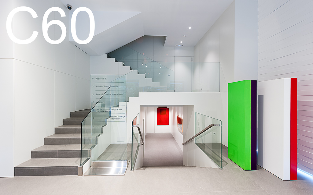 Edificio CASTELLANA 60