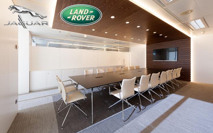 Oficinas JAGUAR LAND ROVER
