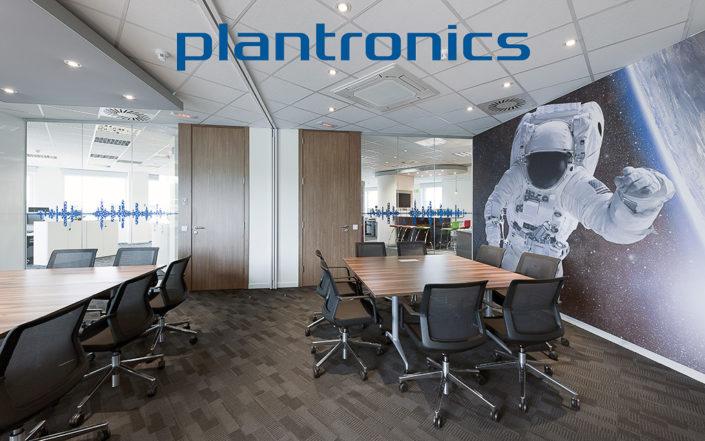 Oficinas PLANTRONICS