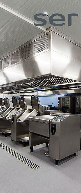 Cocinas SERUNION RENFE