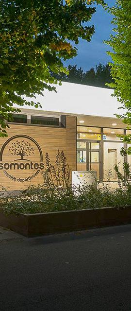 Club deportivo SOMONTES grupo ILUNION