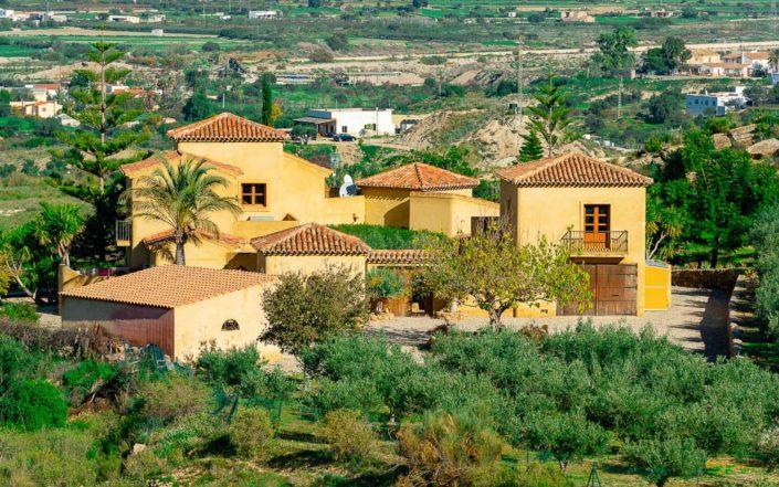 Villa El Olivar