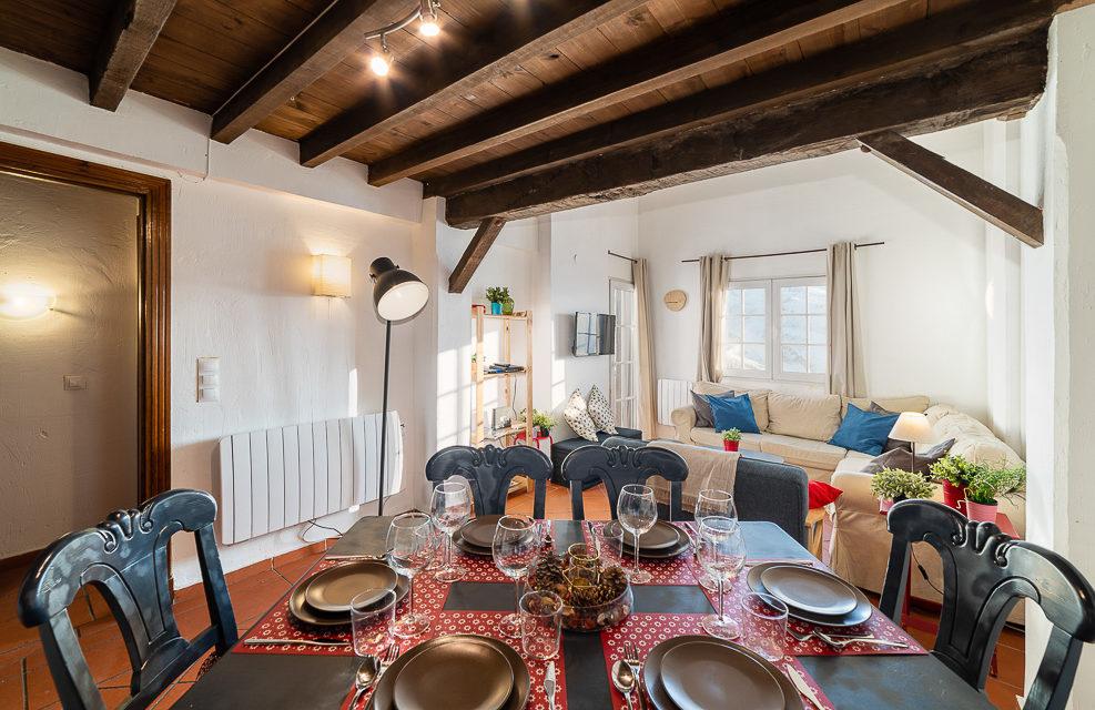 Apartamento turístico en Monachil