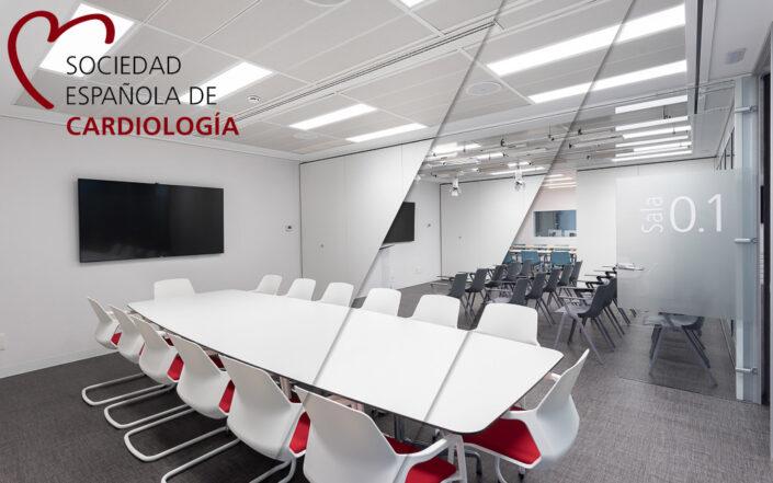 Oficinas Sociedad Española de Cardiología